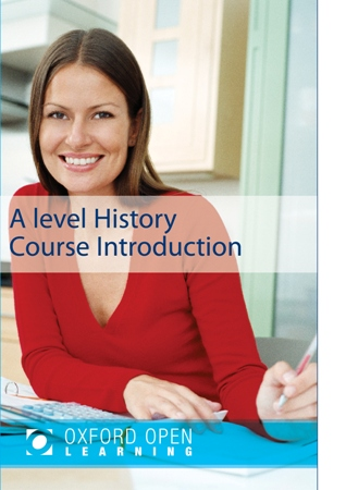 A level History introduction cover image