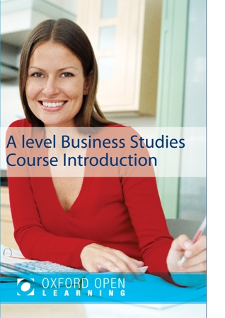 A level Business Studies introduction cover image