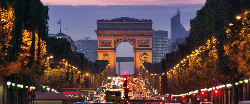 Image of Aarc de Triomphe, Paris