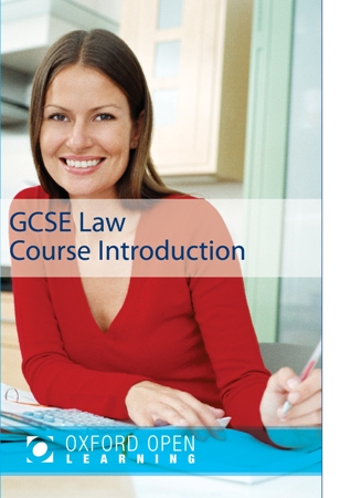 GCSE Law introduction cover image