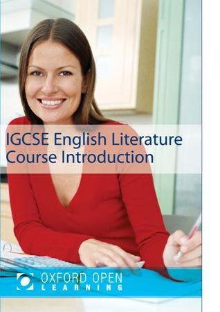 IGCSE English Literature Introduction Cover Image
